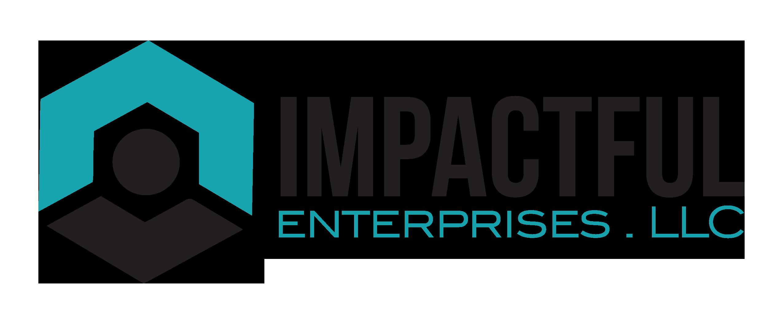 Impactful Ent. Logo