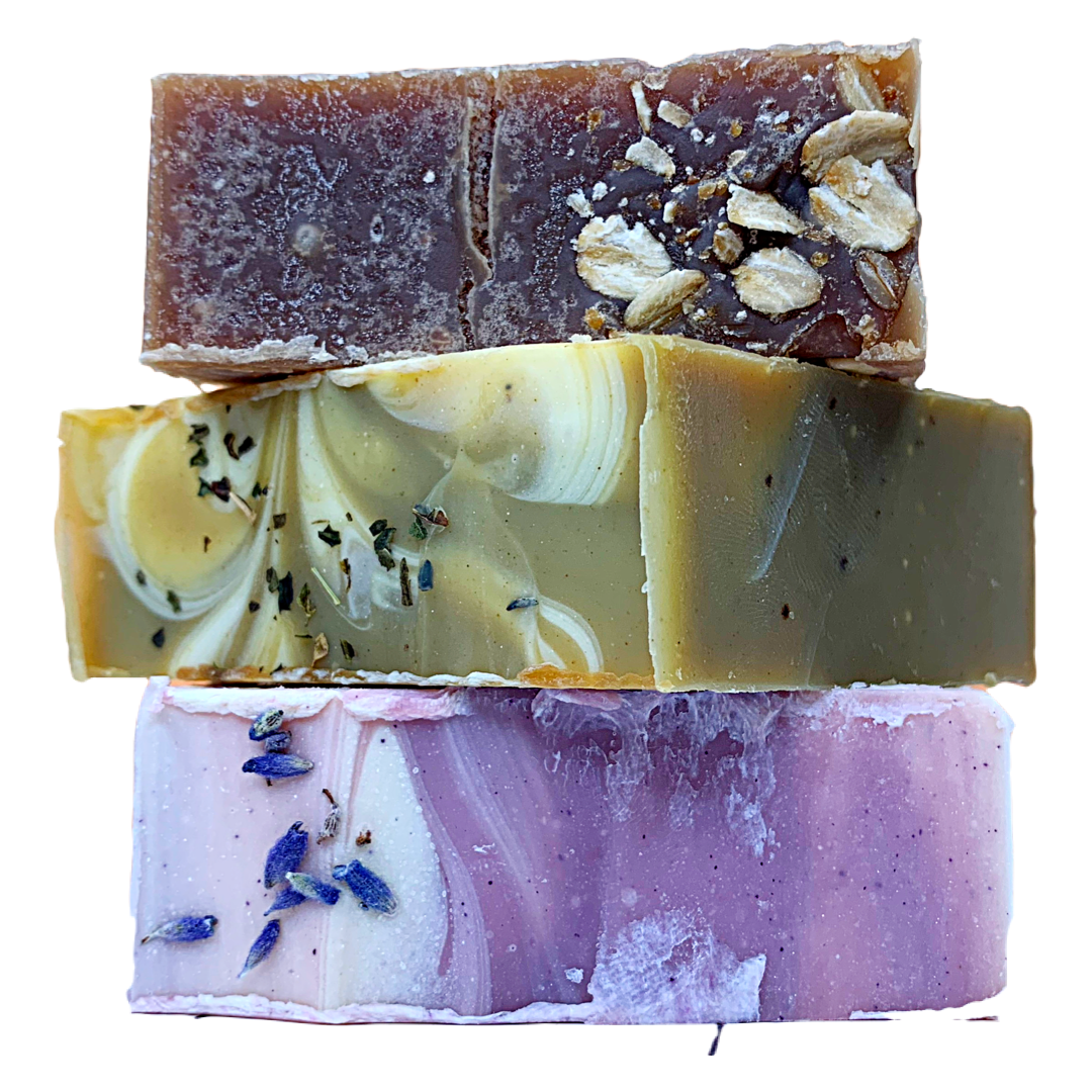 5-Pack (assorted) – Bar Soap
